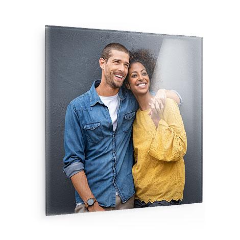40x40cm Glass Print