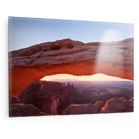 50x75cm Glass Print