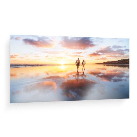 30x60cm Metal Print