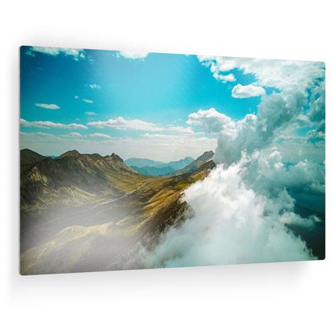 50x75cm Metal Print