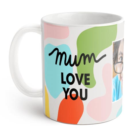 Coffee Mug (Mum Love You)