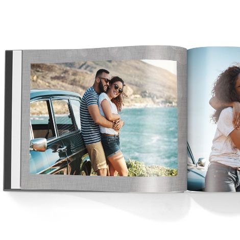 Photo book. Always and forever theme