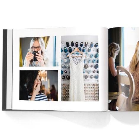Photo book. Album theme