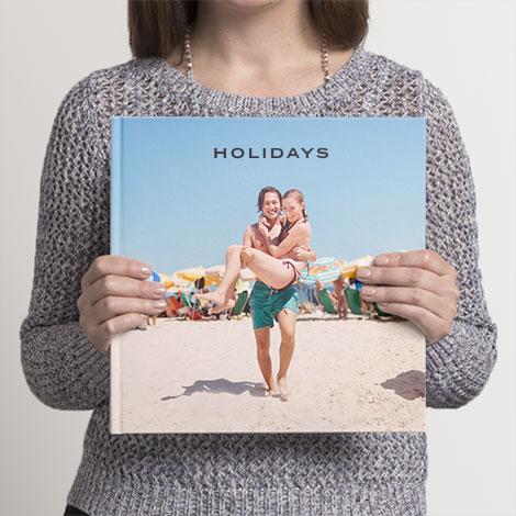 "30x30cm (12x12"") Square Photo Books"