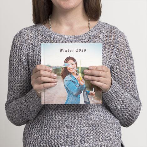 "20x20cm (8x8"") Square Photo Books"