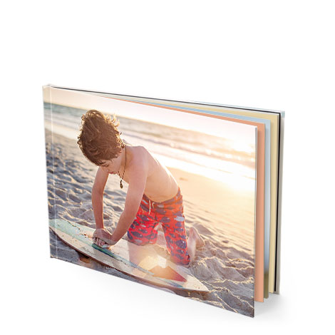 "20x28cm (8x11"") Hardcover Photo Book"