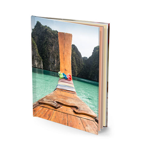 Hardcover Portrait from $44.95