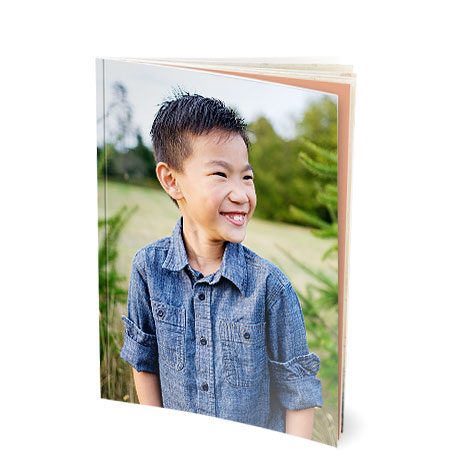 Softcover Portrait from $29.95