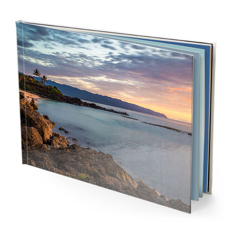 Custom Hardcover Photo Book
