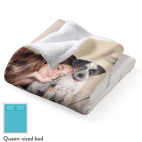 150x200cm Plush Fleece Blanket