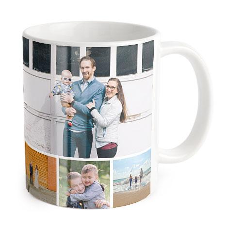 Classic Collage Mug