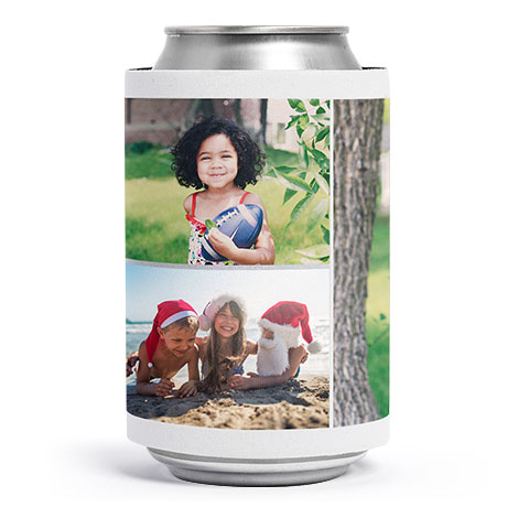 Collage Stubby Cooler