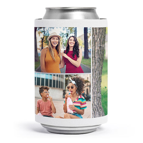 Collage Stubby Coolers