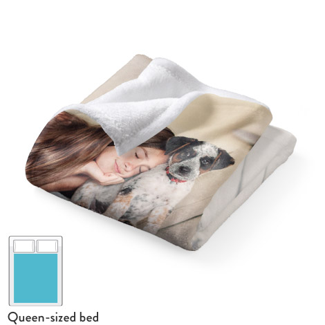 125x150cm Plush Fleece Blanket
