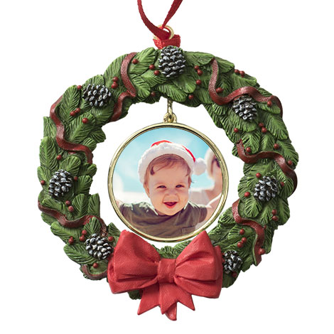 Polyresin Wreath