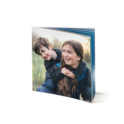 "8x8"" Soft Custom Cover Photo Book"