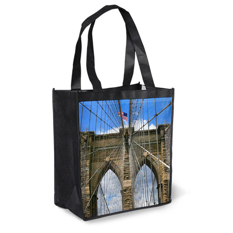 Icon Reusable Grocery Tote Bag