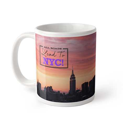 Photo Coffee Mug, 11 oz.