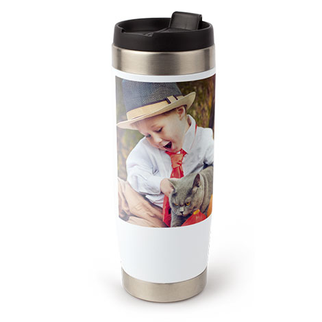 Travel Tumbler, 15 oz.
