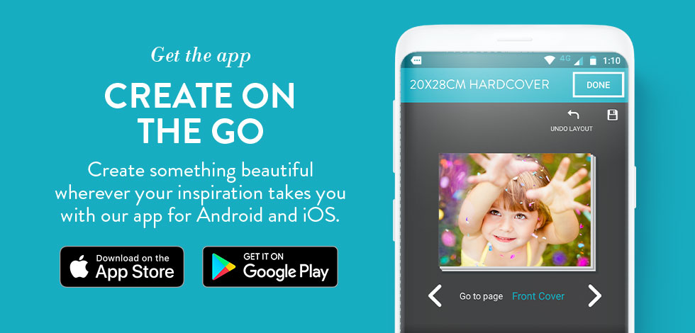 Get the Snapfish App