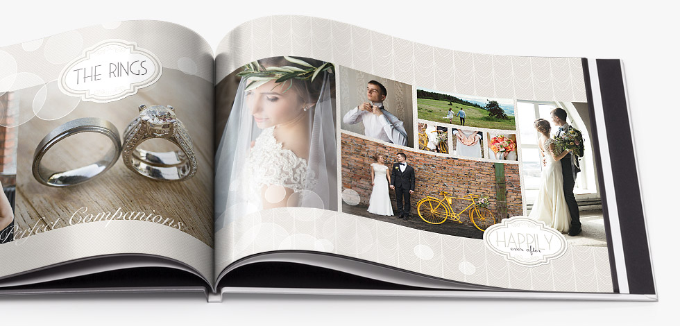 Relive the Big Day with a Picture-Perfect Photo Book