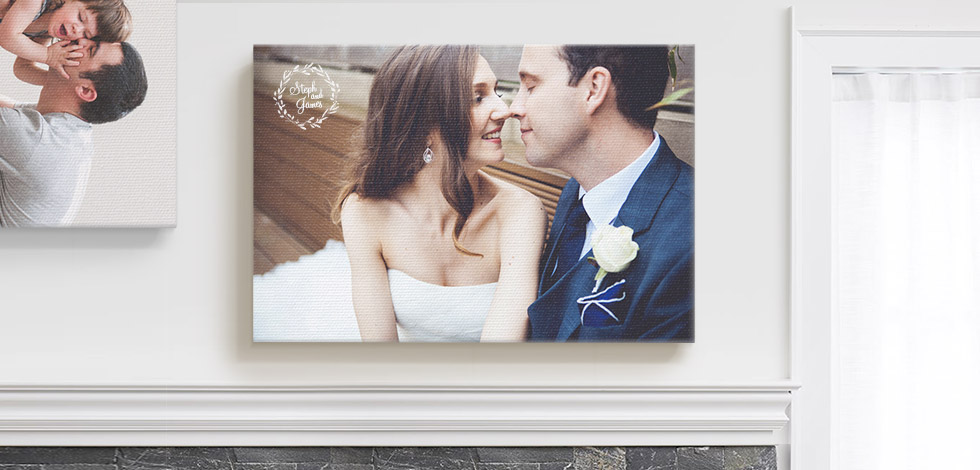 Showcase your Memories on Canvas Prints