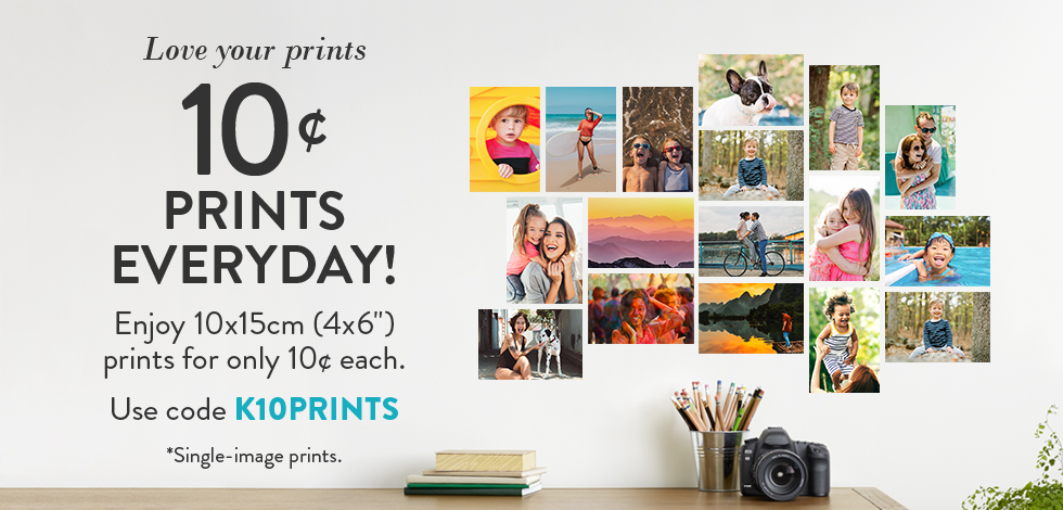 10 cent Prints, everyday!