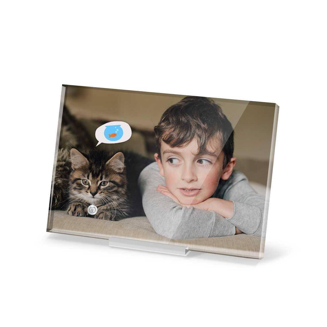 Tirage photo sur acrylique