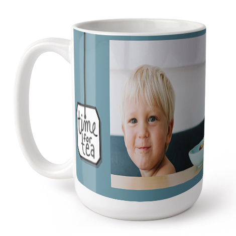 Icon Photo Coffee Mug, 15 oz.