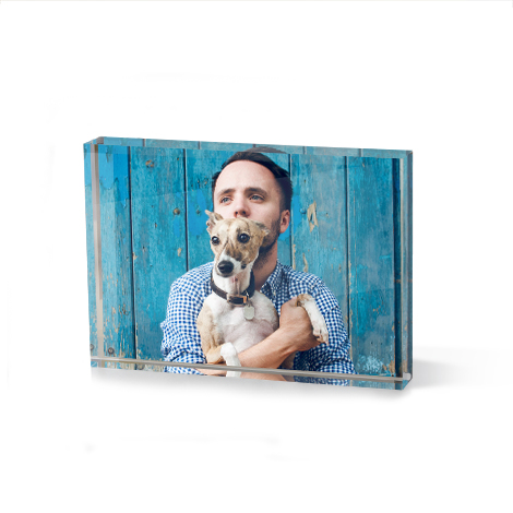 Acrylic Photo Blocks