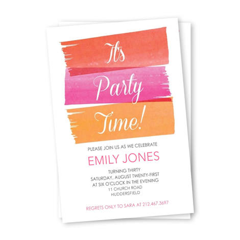 Invitations & Announcements Cards
