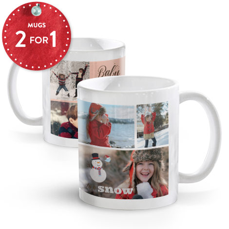 2 for 1 on all mugs