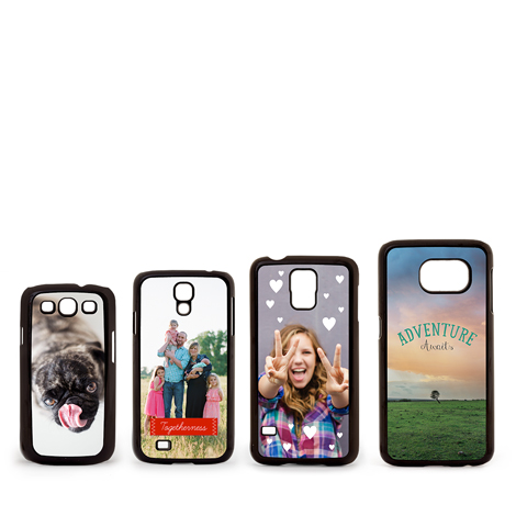 Icon Personalised Samsung Galaxy Phone Cases