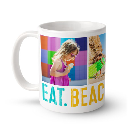 Panoramic Photo Mugs
