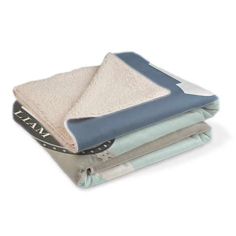 PREMIUM BERBER FLEECE BLANKET