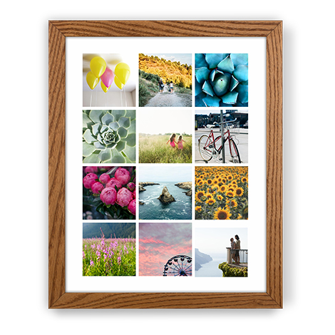 Framed Large Print