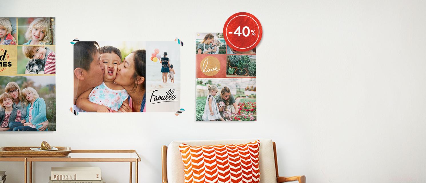 La vie en grand : -40% sur les Posters. Code Promo : POSTER317 Jusqu'au 02/04 minuit.