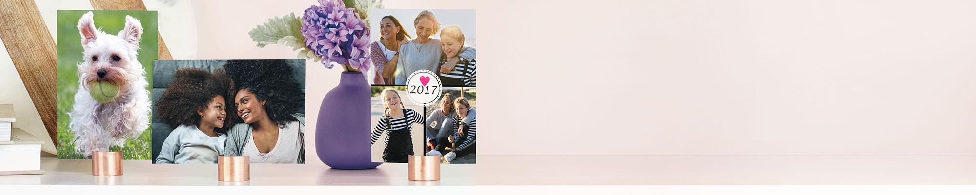 Stampe Conserva per sempre i momenti più belli della tua vita. Stampali, portali con te e condividili.