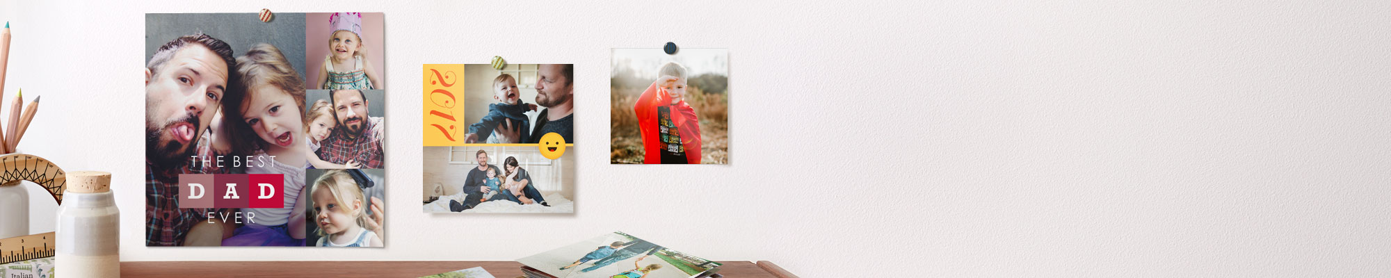 Photo and Collage Prints Great moments you can hold onto, literally. Share them, save them, and always cherish them.