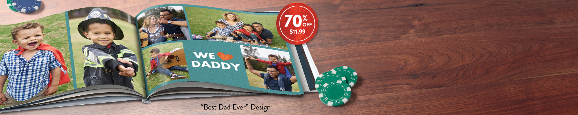 Photo Books Bring home a best seller! Save 70% on our 8x11 Hardcover Photo Book, regularly $39.99, now $11.99! Use code SPRINGBOOK