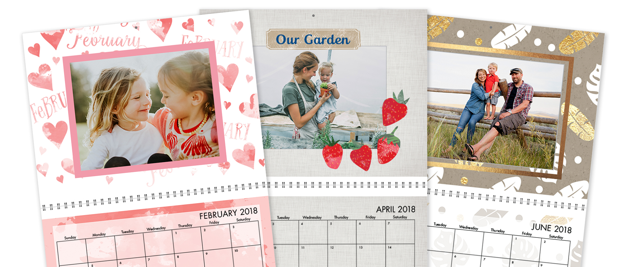 Calendar Background Designs, Patterns, And Colors