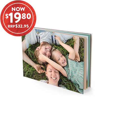 13x18cm Hardcover Book