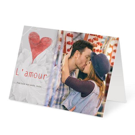 Cartes pour Saint Valentin