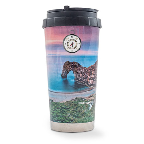Personalised Photo Travel Mug