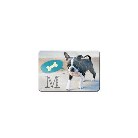 Magnet photo 5x7,5 cm
