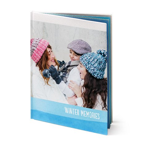 "8x11"" Portrait Photo Book (A4)"