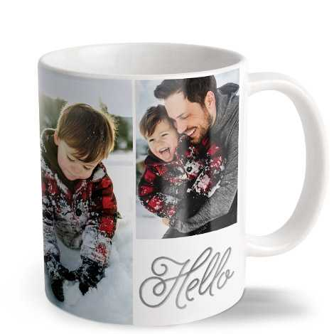11oz Personalised Mug