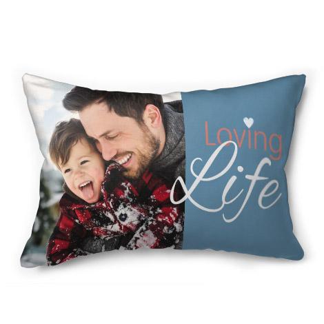 Rectangular Photo Cushion