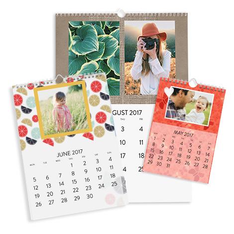 Classic Wall Calendars