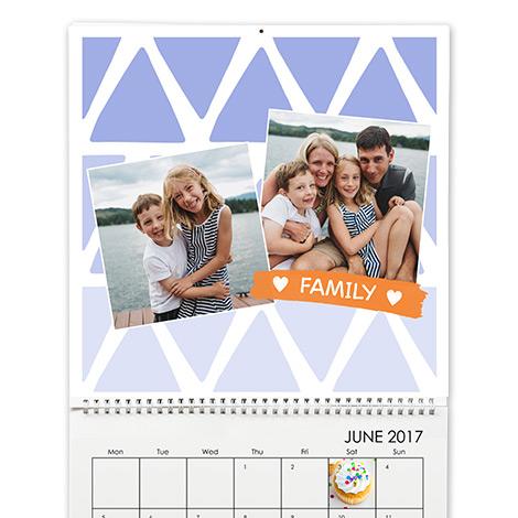 XL Wall Calendar